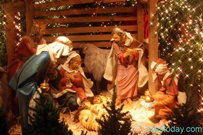 родился Иисус