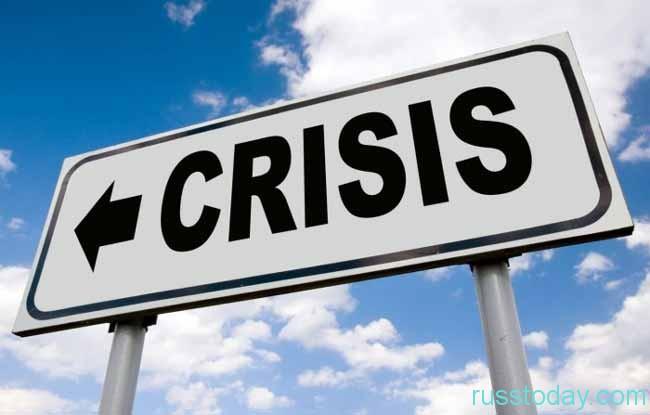 табличка: кризис