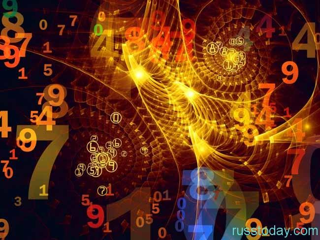 цифры и бесконечность