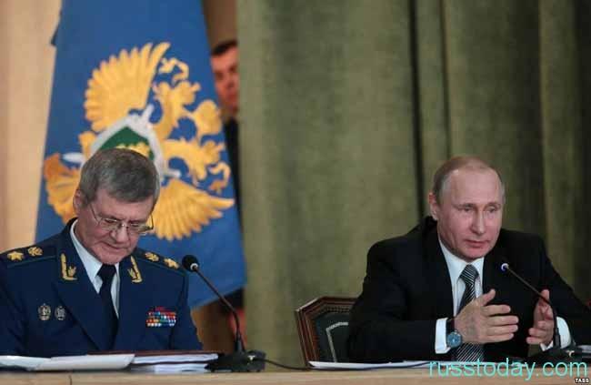 совещание с Президентом
