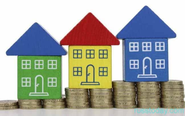 домики и деньги