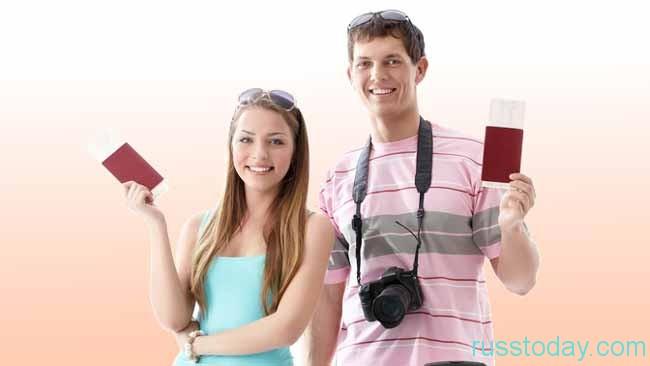 у молодых паспорт