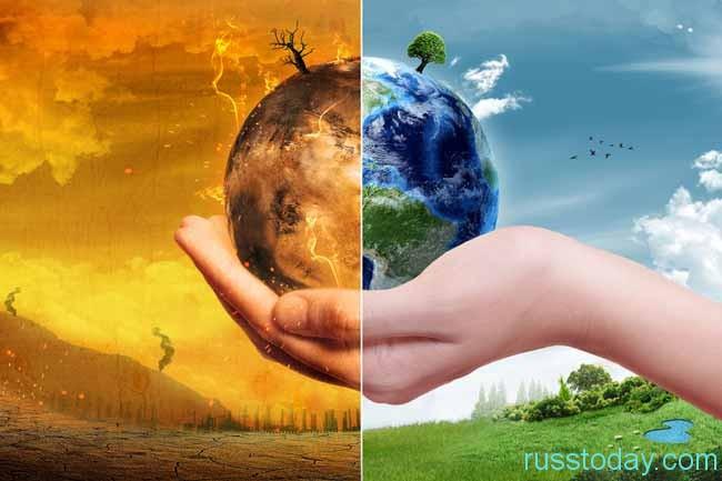 напомнит о Дне окружающей среды