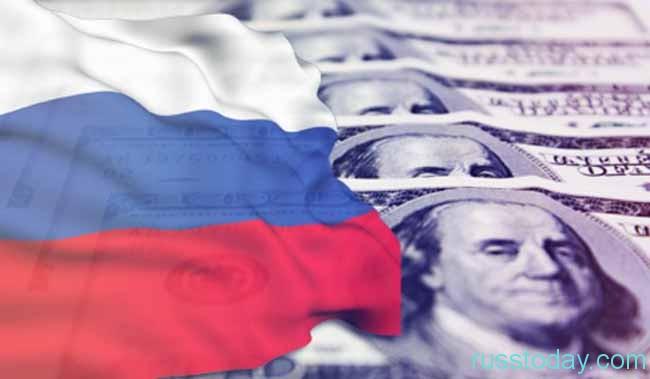 Какой внешний долг России на 2018 год - график погашения