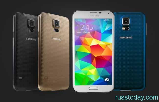 Смартфоны фирмы Самсунг