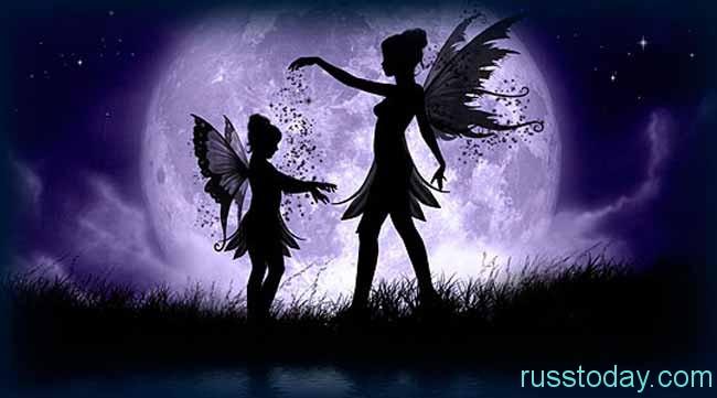 луна и феички