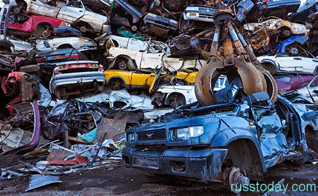 Программа по утилизации старого автотранспорта