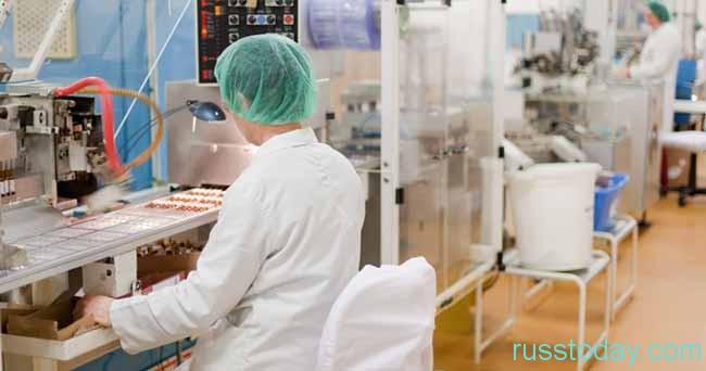 рассчитывает на рост фармацевтики и медицины
