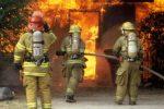 тушение огня