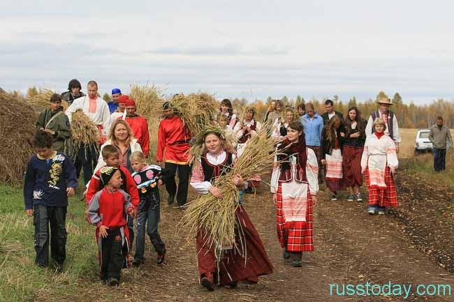 белорусы гуляют