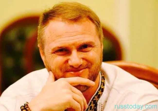 Украинский чиновник Евгений Рыбчинский