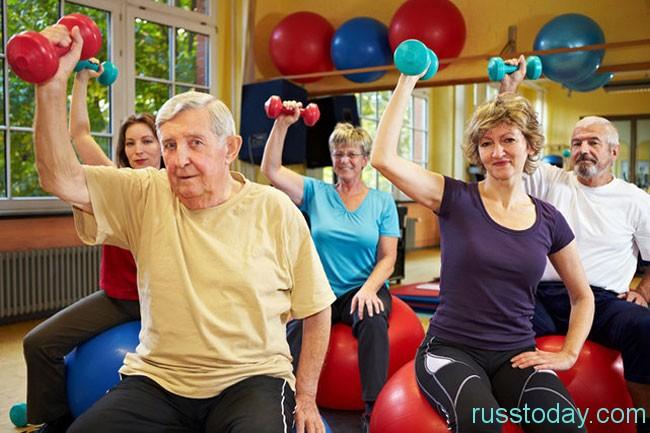 активные пенсионеры