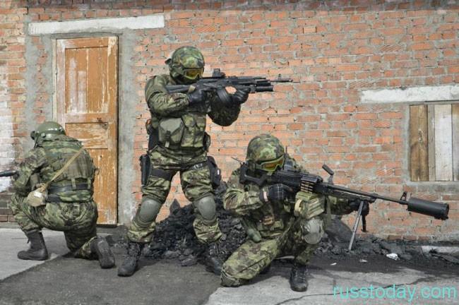 Ситуация с жалованием военных