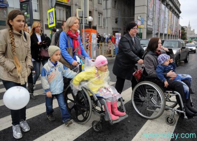дети -инвалиды