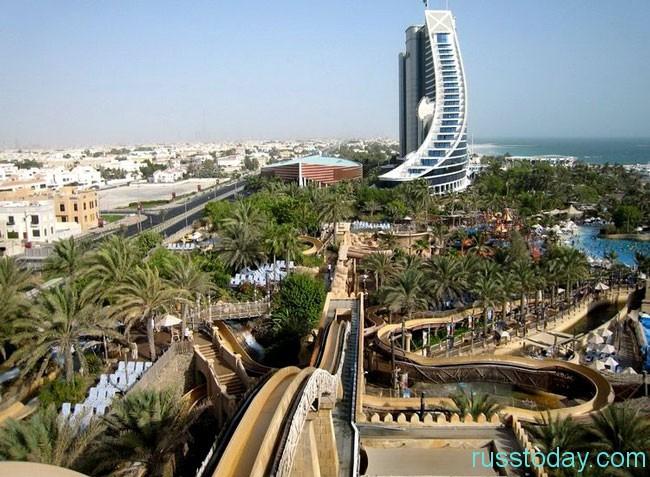 Дубаи июнь