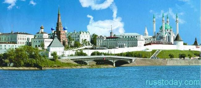 Казань - это крупнейший город