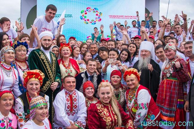 население Казани