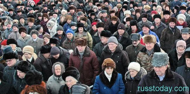 Население Саратова