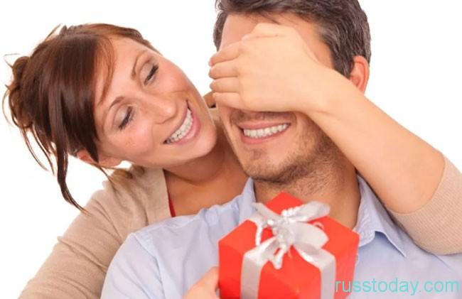 подарки на 23 февраля мужчинам