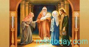 Сретение Господнее