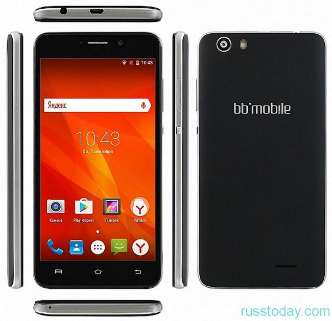 bb-mobile Искра