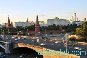 Москва живет