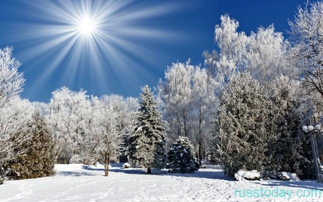 зима - это чудесная и сказочная пора