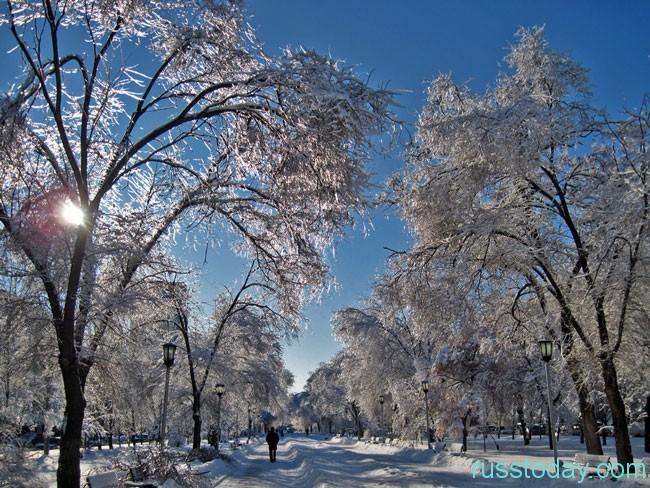 Зима - это сказочное время года