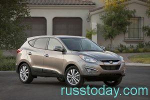 Кореец Hyundai Tucson