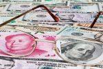 Юани и доллары