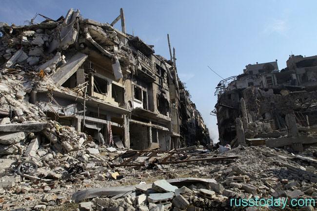 Какая судьба предположительно уготована Сирии?
