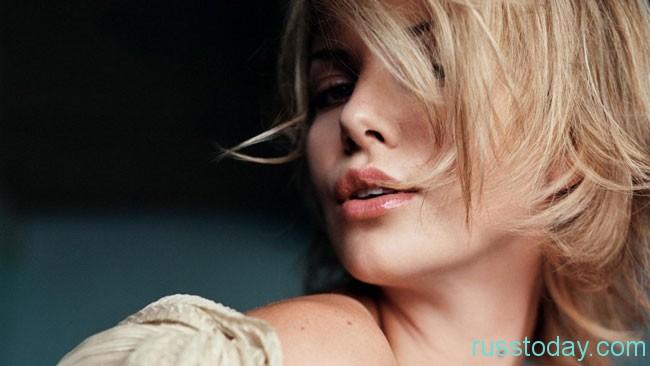 «Блондинка» с Шерлиз Терон