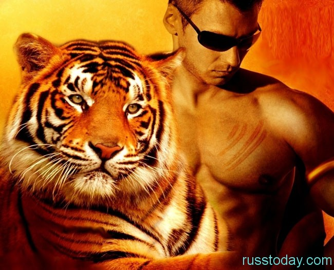 мужчина-Тигр