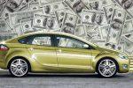 Что определяет цену на машины?