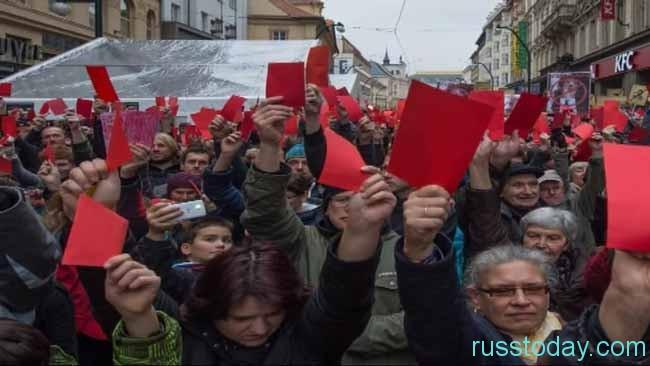 Будет ли революция в России в 2018 году последние новости
