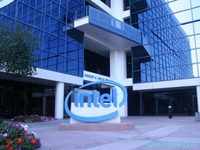 производитель процессоров Intel