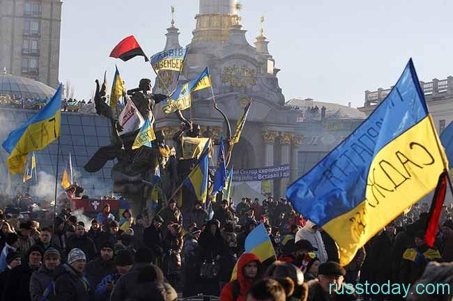 В Украине активно будет противостояние двух государств