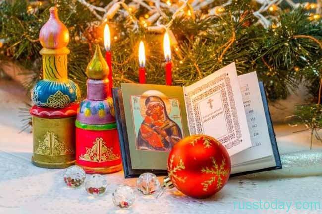 ВРождественский Сочельник