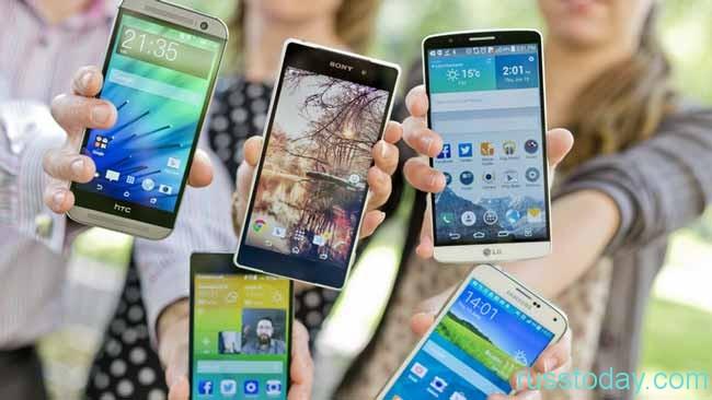 востребованность смартфонов станет увеличиваться