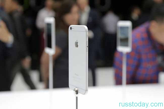 Новое детище от Apple