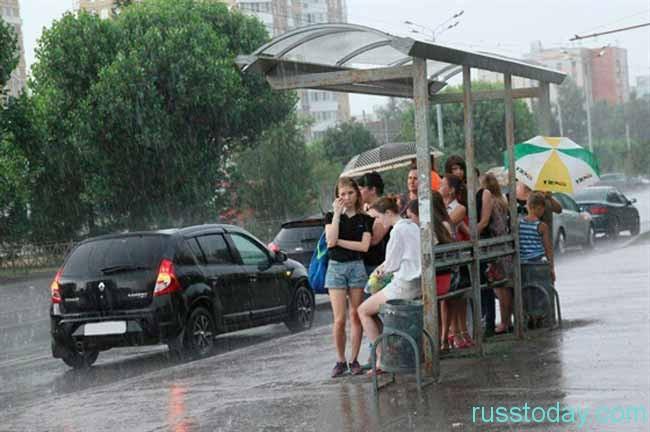 когда будет тепло в Казани в 2018 году