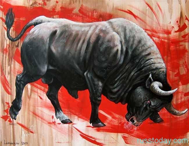 кровавый бык