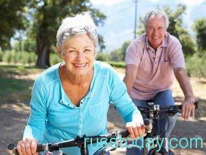 пенсионеры отдыхают