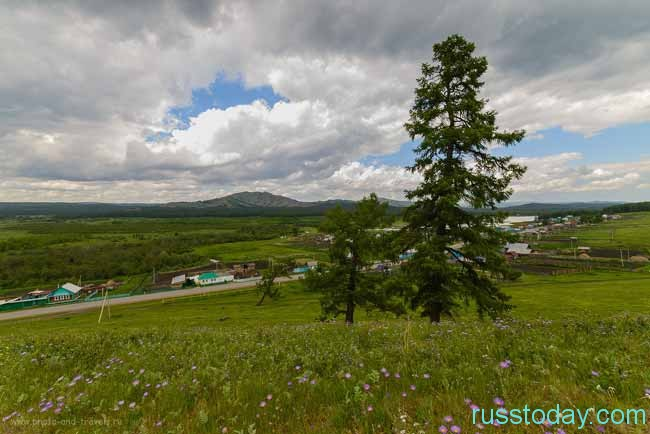 природа в Башкирии