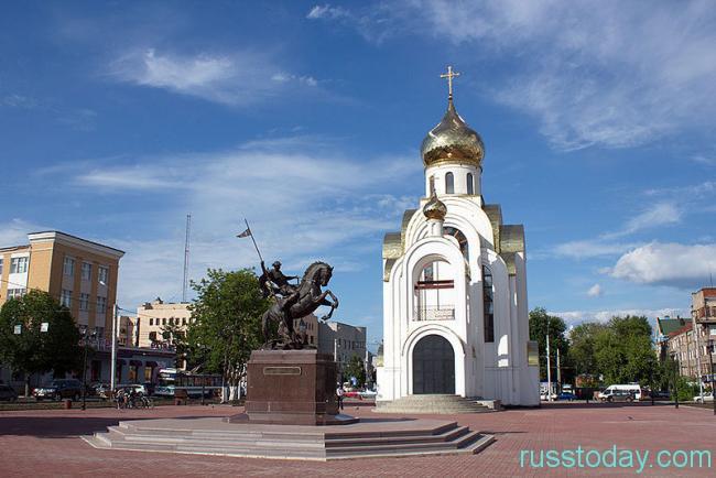 со второй половины июня в Иваново будет тепло