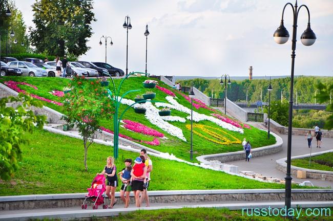 наступит лето в Кирове