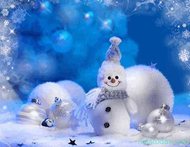 31 декабря Новый год