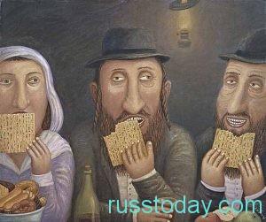 Происхождение праздника Пейсах