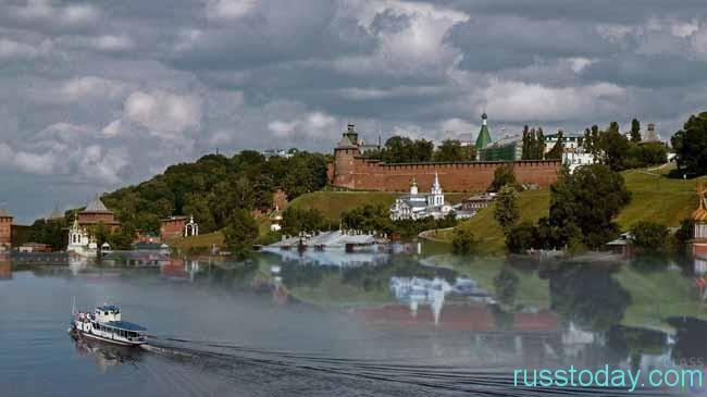когда будет тепло в Нижнем Новгороде