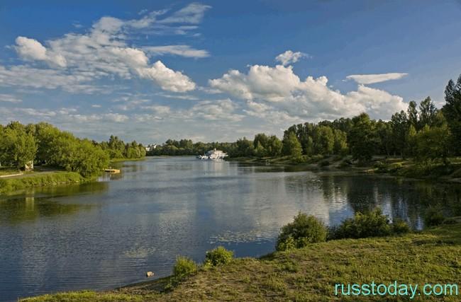 лето в Ярославле